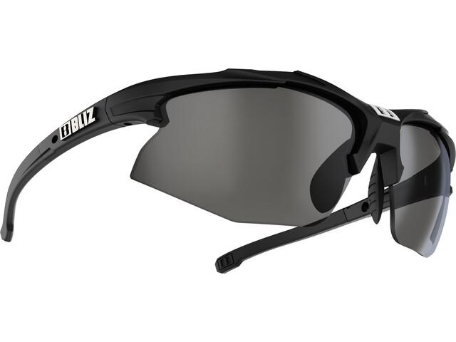 Bliz Hybrid M11 Smallface Urheilulasit, matt black/smoke